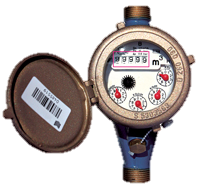 Watermeter type 1 Dunea